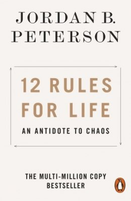 OUTLET 12 Rules for Life: An Antidote to Chaos