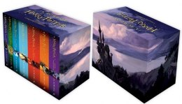 Pakiet Harry Potter Box Set: The Complete Collection