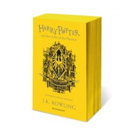 Harry Potter and the Order of the Phoenix – Hufflepuff Edition