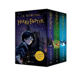 Harry Potter 1-3 Box Set: Magical Adventure Begins