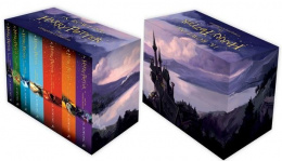 OUTLET Pakiet Harry Potter Box Set: The Complete Collection