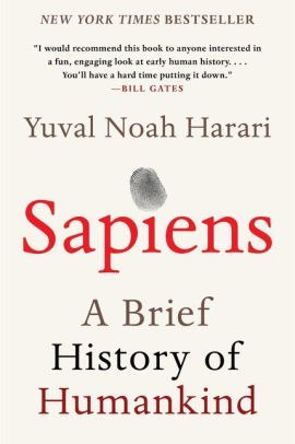 OUTLET Sapiens: A Brief History of Humankind