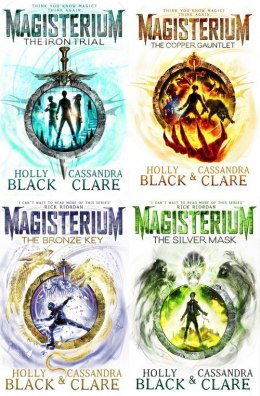 Magisterium 4 Books Collection (box)