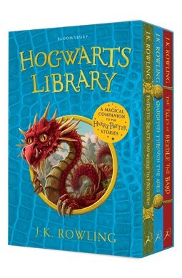 OUTLET The Hogwarts Library Box Set