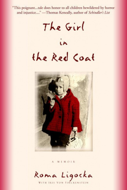OUTLET The Girl in the Red Coat. A Memoir
